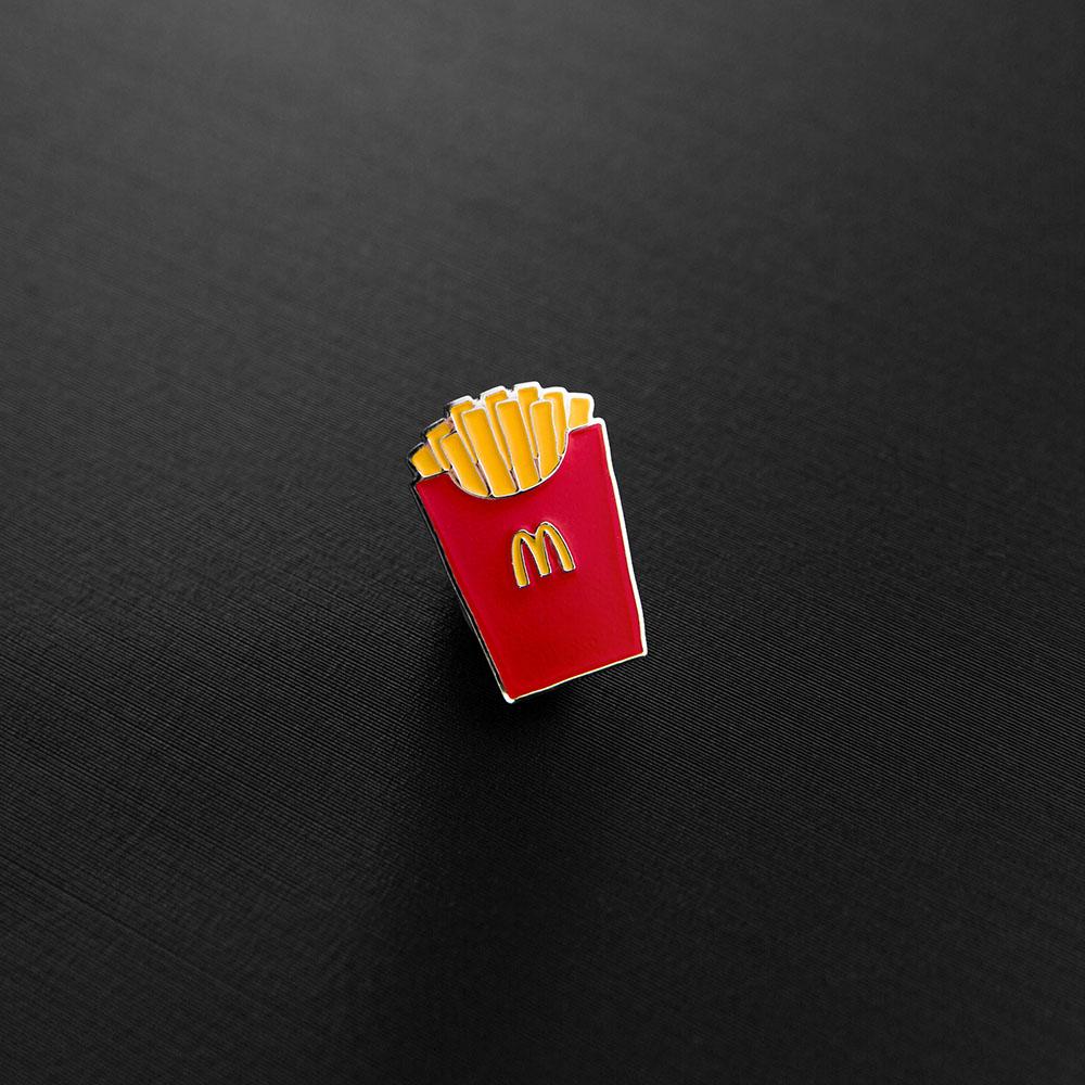 Значок Macdonalds
