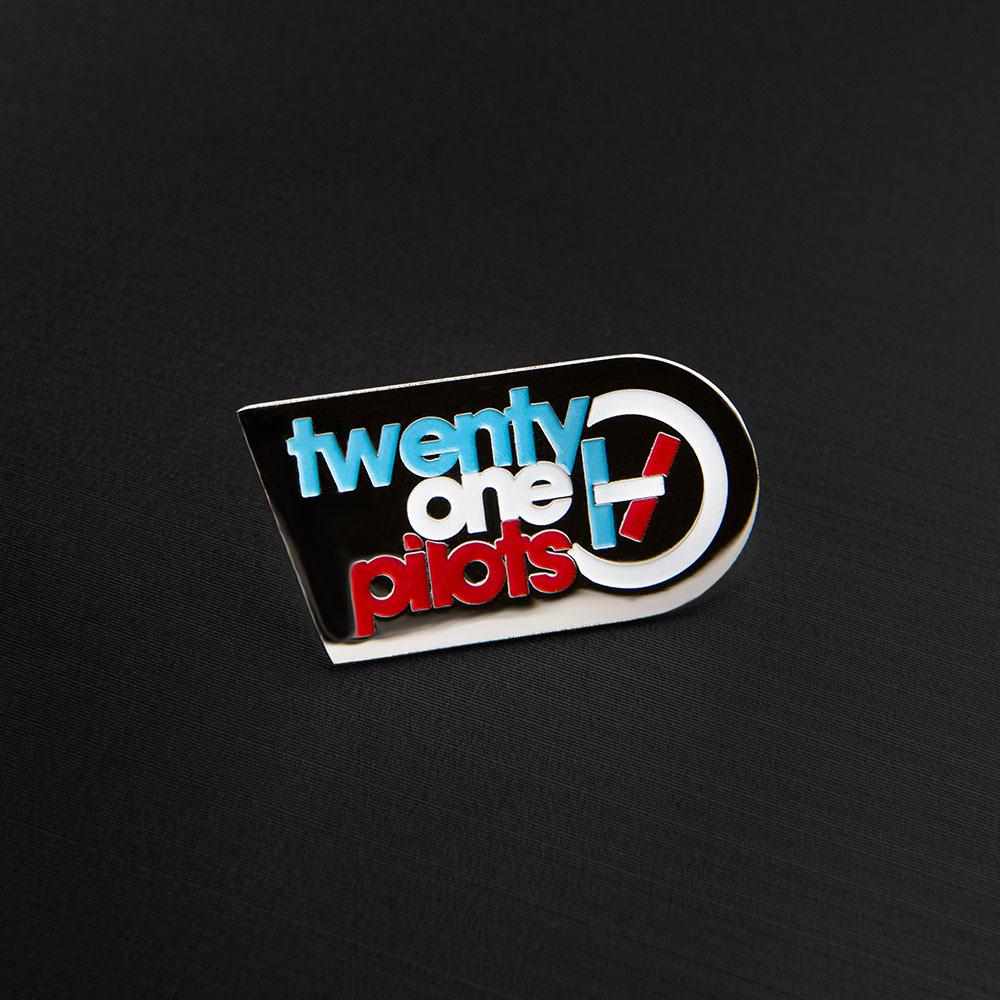 Значок с логотипом группы