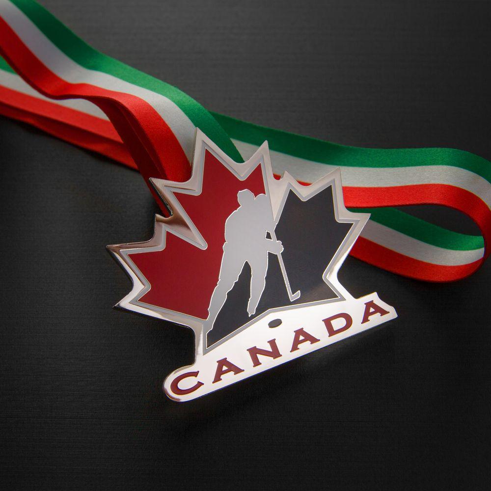"""Медаль спортивная """"Канада"""""""