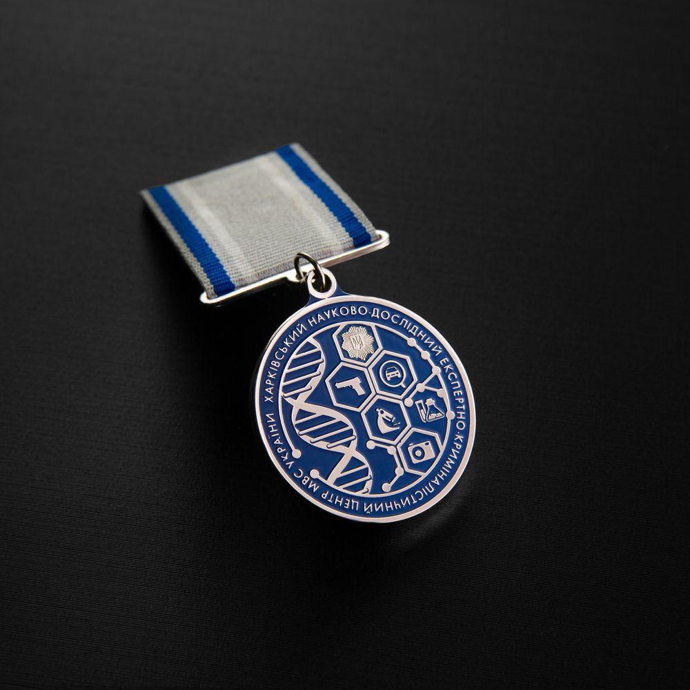 Медаль для работников МВД