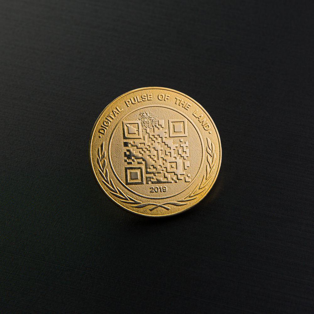 Монета, хімічна гравірування – 8310