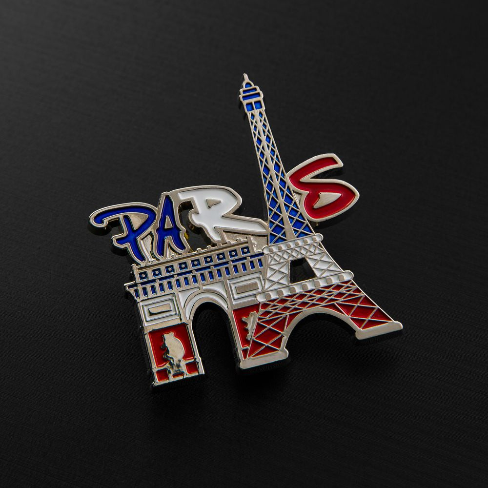 Брелок сувенир, Париж — 8345