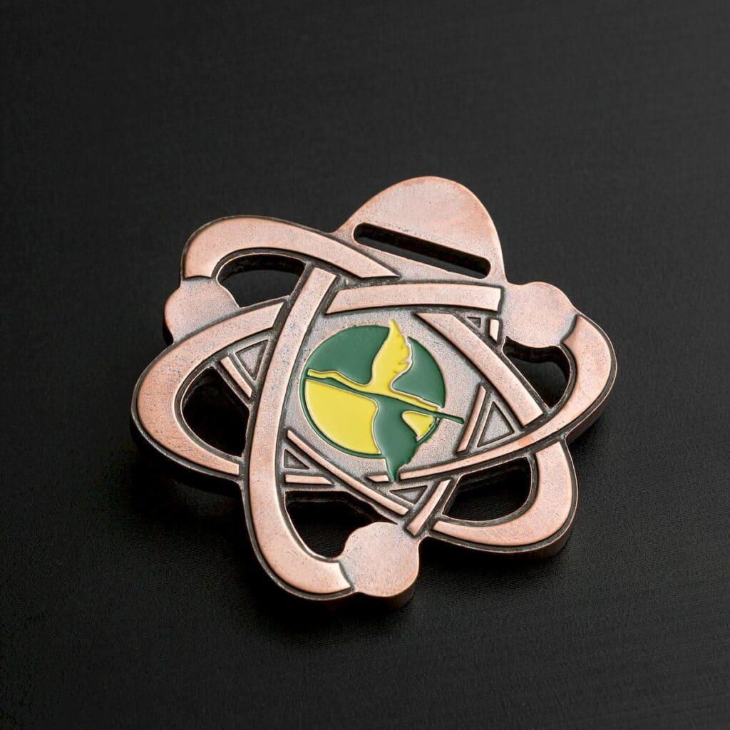 Медаль на заказ — 2312
