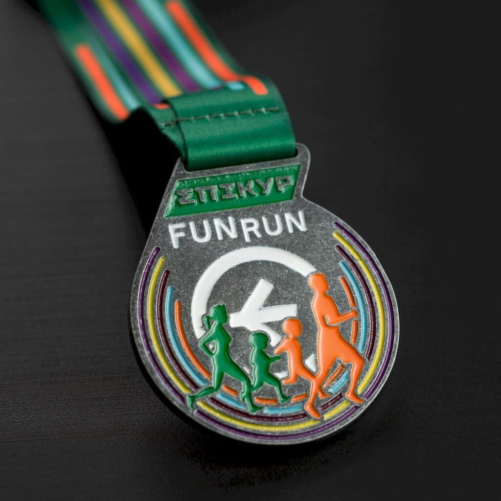 Медаль для соревнований — 2461
